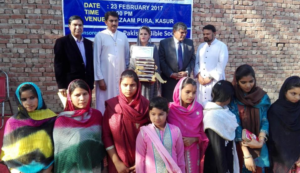 Adult Literacy Program: Certificate Awarding Ceremony