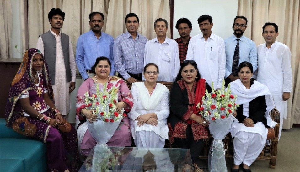 UPP General Body and Executive Committee Meetings held on 11th and 12th September at Guest House Kinnaird College University Jail Road Lahore